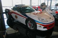 Corvette Z06 Pace Car Indianapolis