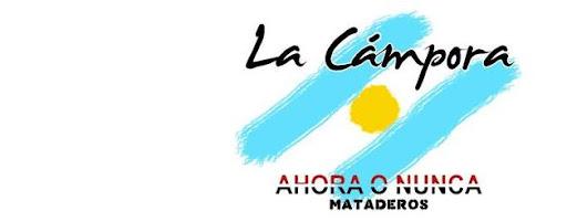 """La Cámpora Mataderos - Centro Político Barrial """"Ahora o Nunca"""""""
