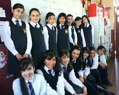 Mis adoradas alumnas