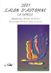 2001 - Exposition à Villiers-sur-Marne
