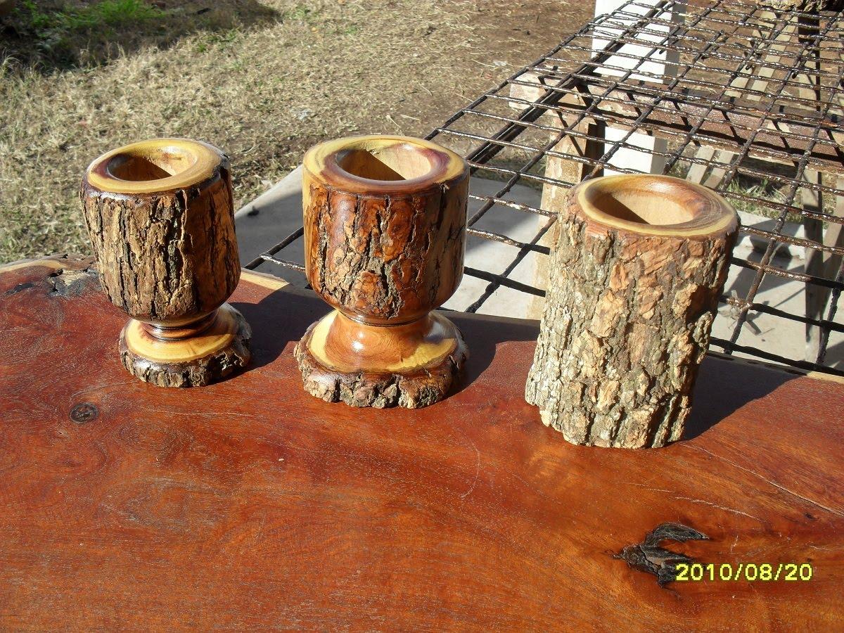 El mate de madera de andubay secreto de la amistad - Botelleros de madera rusticos ...