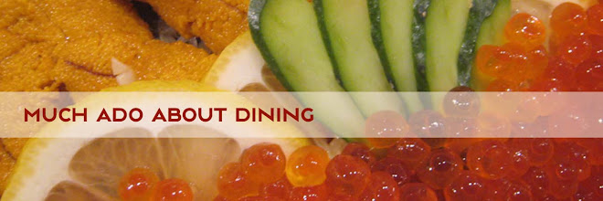 Much Ado About Dining