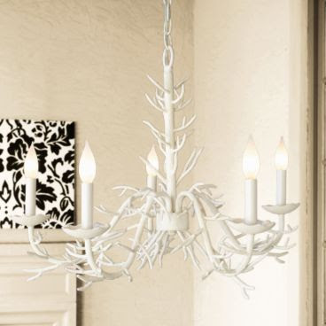 Primed4design white coral chandelier white coral chandelier aloadofball Gallery