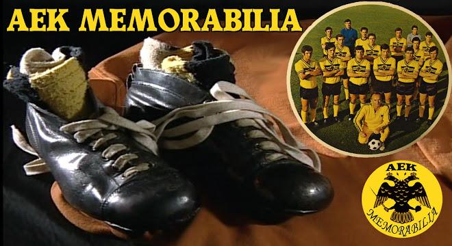 AEK Memorabilia