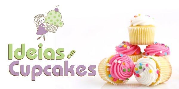 Ideias em Cupcakes