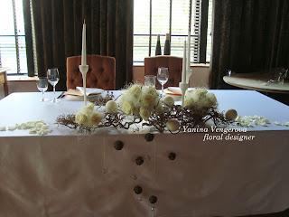 флористика, свадебный декор.
