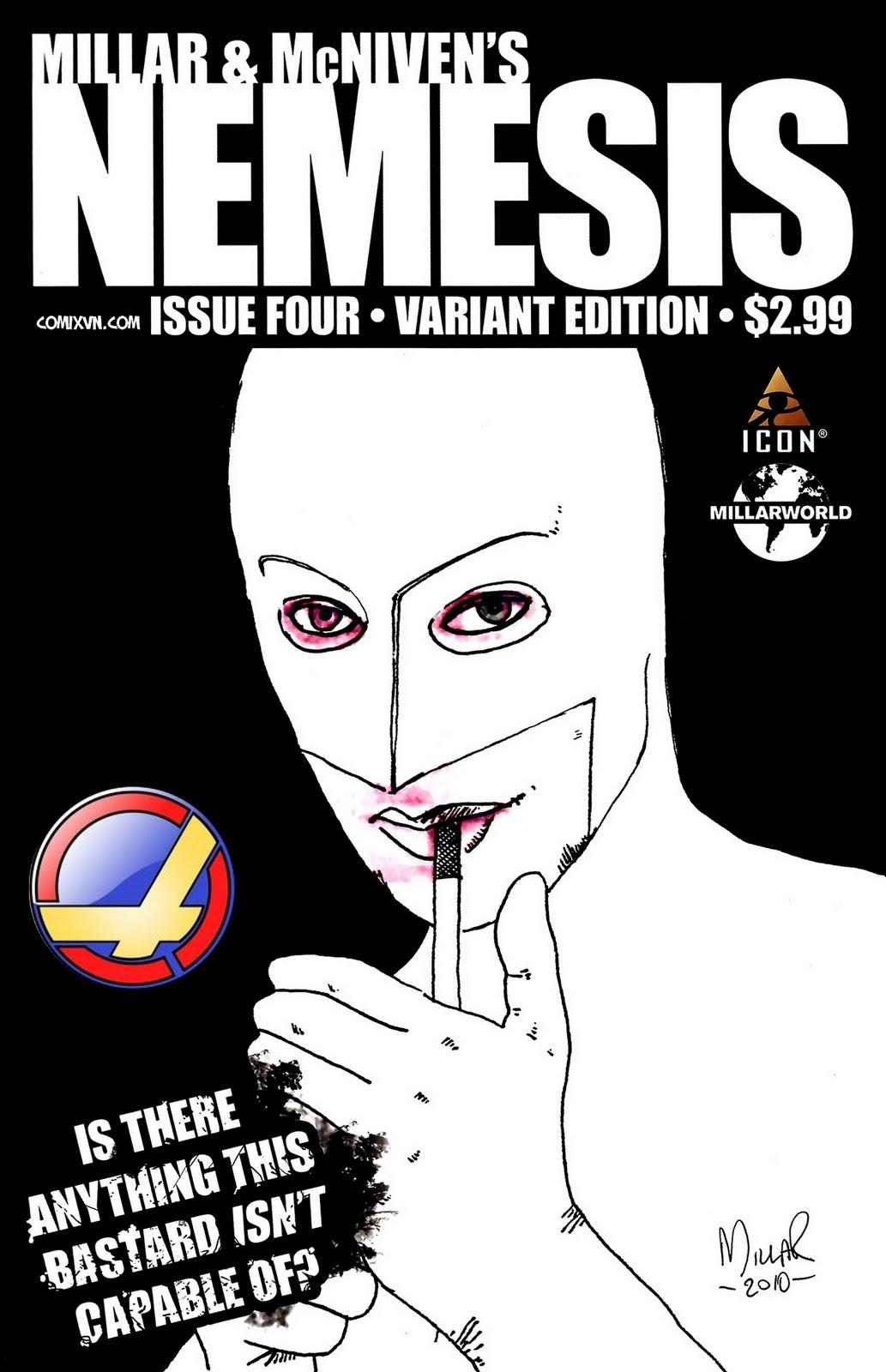Nemesis chap 4 - Trang 3