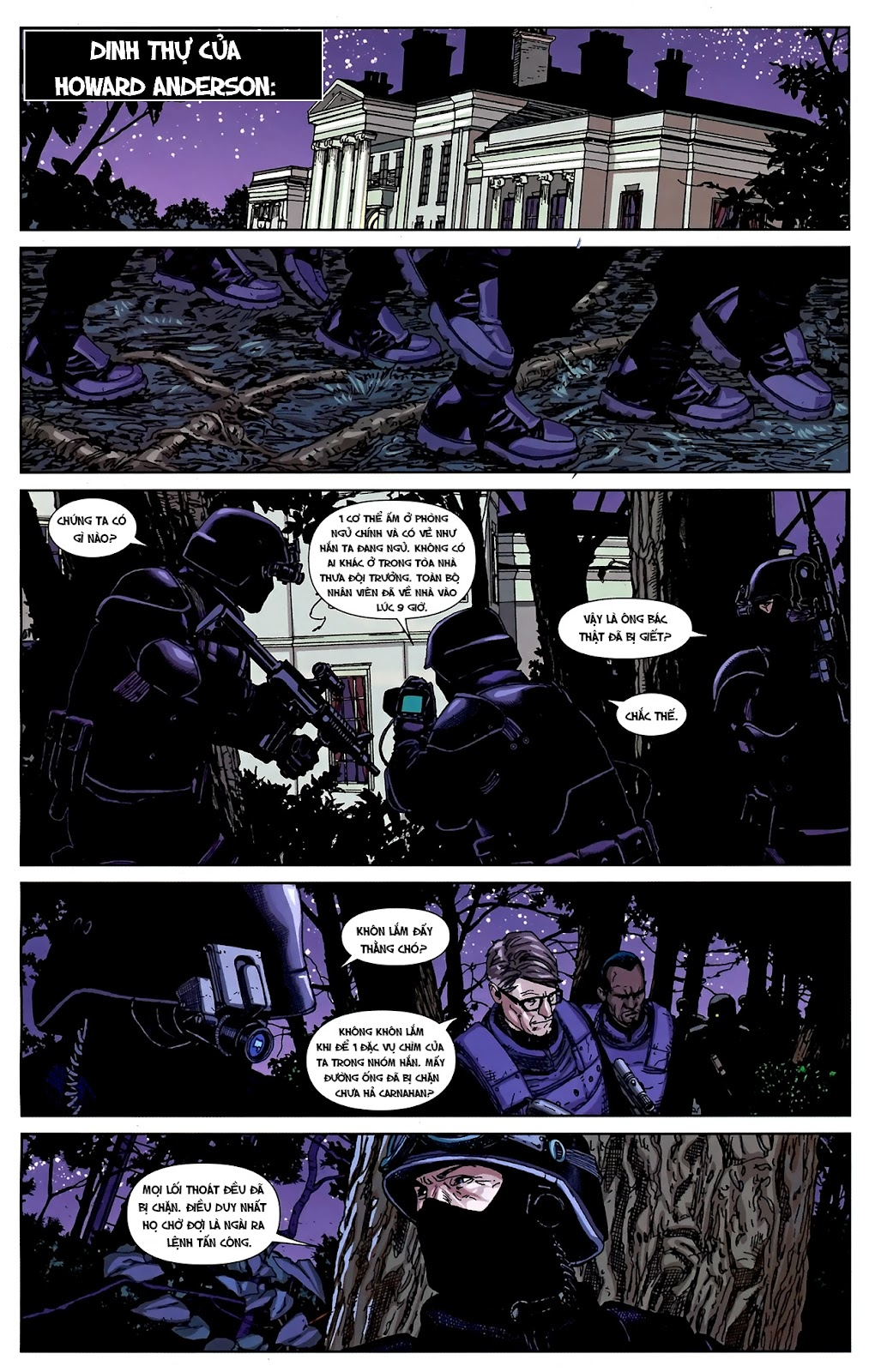 Nemesis chap 4 - Trang 7