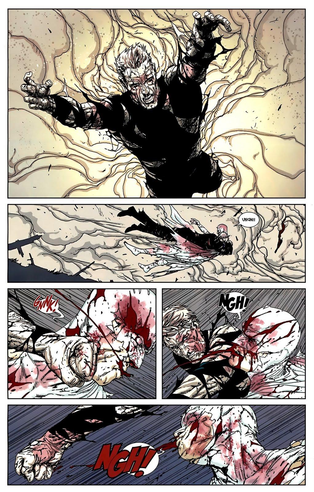 Nemesis chap 4 - Trang 19