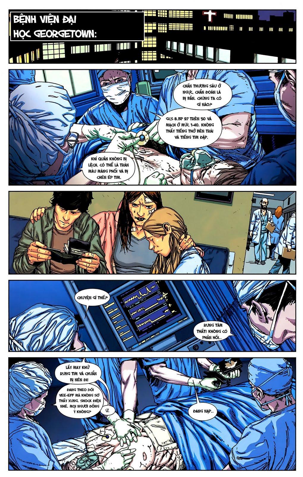 Nemesis chap 4 - Trang 24
