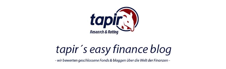 tapir´s easy finance