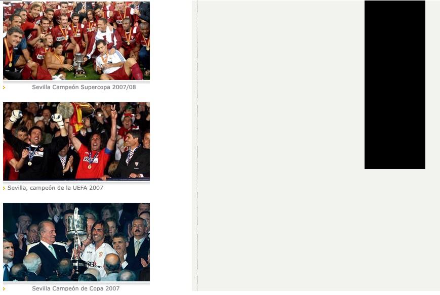 La liga 2007 se la ganamos al R. Madrid de un manotazo en su casa.