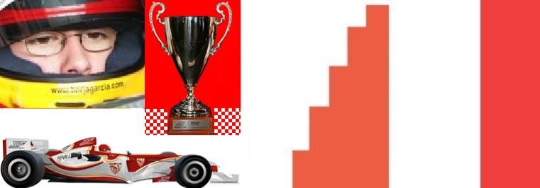 Super Formula : Campeón 1ª Ronda Borja García del SEVILLA F.C.