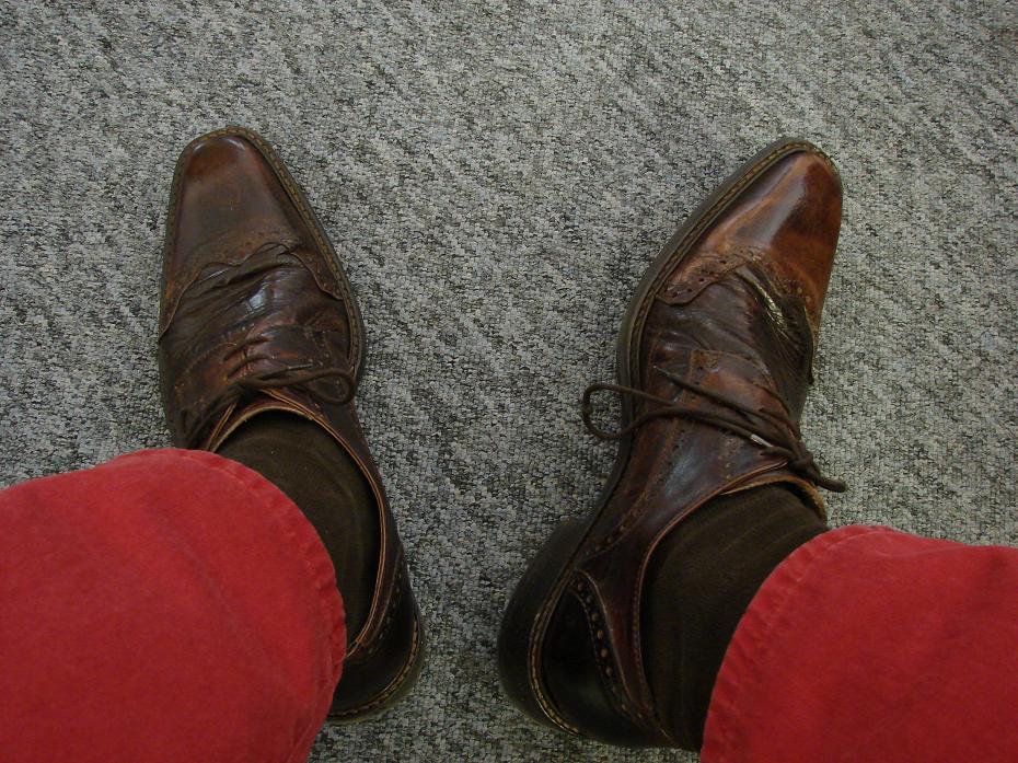 Załuż buty