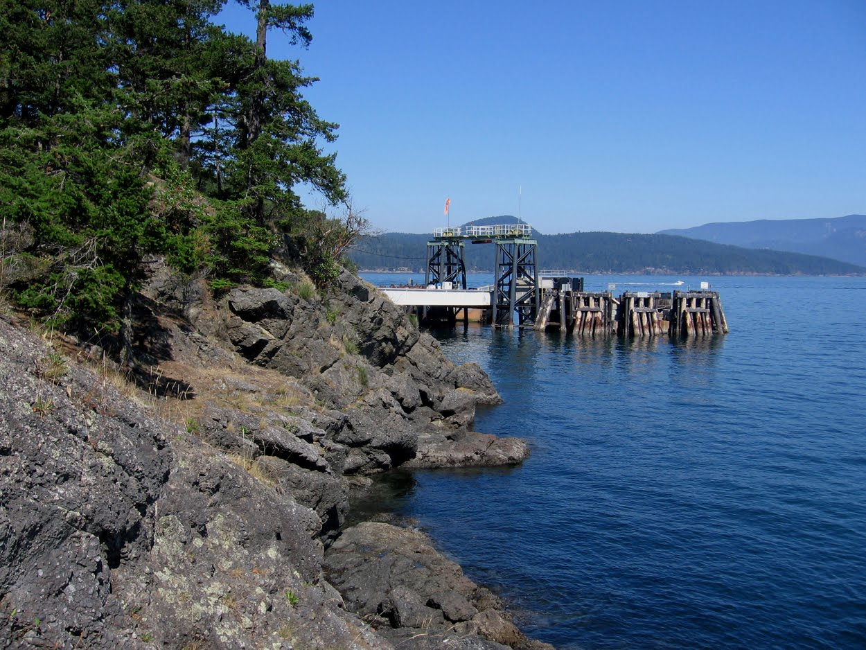 how to get to lopez island