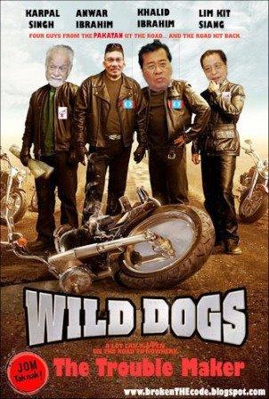 Wild Dogs !!!!