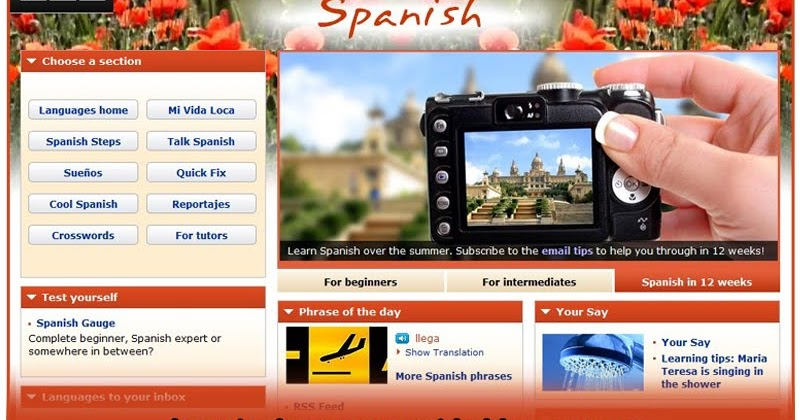 Spanish Course Online