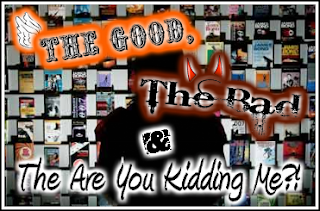 Post Thumbnail of The Good, the Bad and the Are-You-Kidding-Me? Cover Quiz + Giveaway