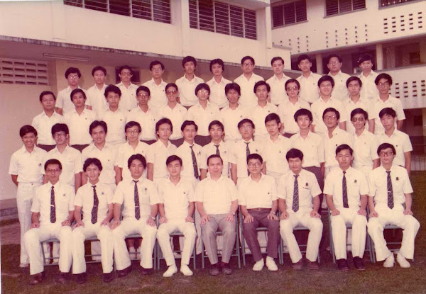 1978 Form 5S1 Class Photo