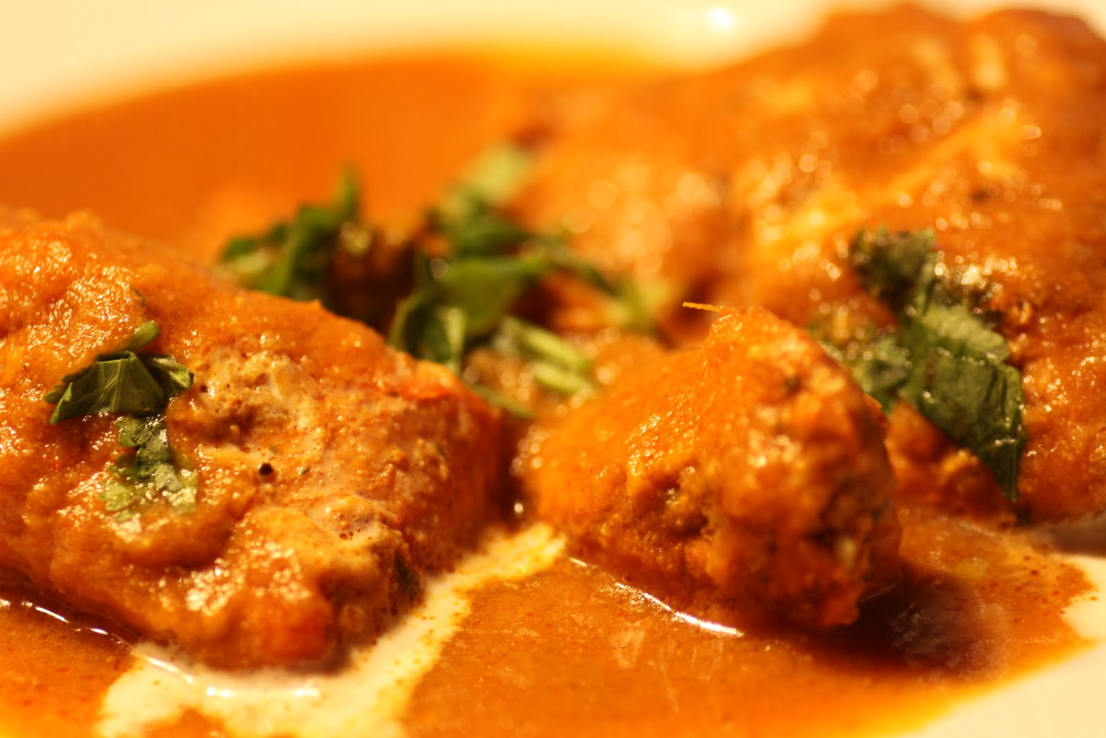 Maroli: Butter Chicken- The celebrity