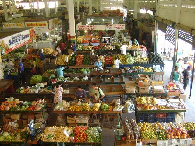 Mercado Municipal de Montes Claros