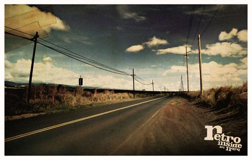 Retro Inside - Road66 wallpaper