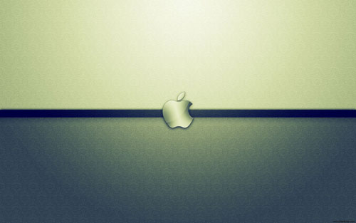 Appleseal Retro wallpaper