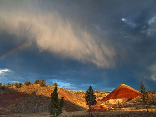 Painted Hills Rainbow