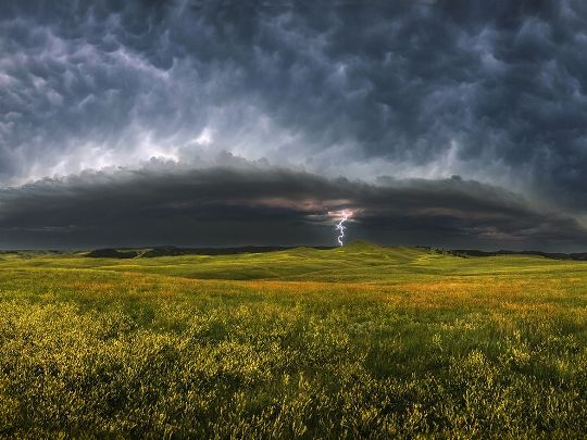 Storm Clouds, South Dakota