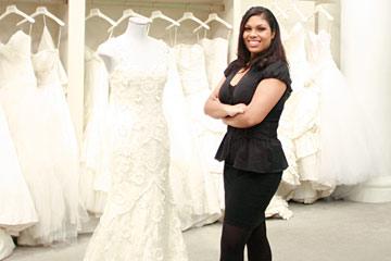 A Peônia Encantada: Say Yes To The Dress