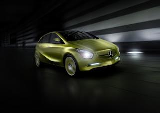 James Luhulima Blog  Mercedes Munculkan Tiga Jenis Mobil Listrik