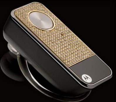 Motorala Diamond Bluetooth Headset
