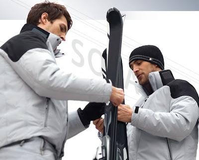 Zegna Solar Ski-JKT