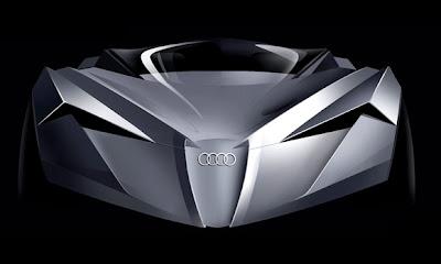 Audi A'KIMONO LS2.0