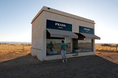 Prada Store Marfa, Texas