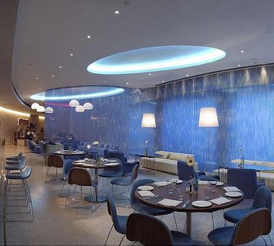 Mist restaurant New Delhi Park Hotel