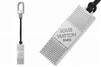 Louis Vuitton Damier Graphite USB Key
