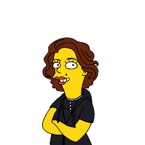 Luce Simpsonize