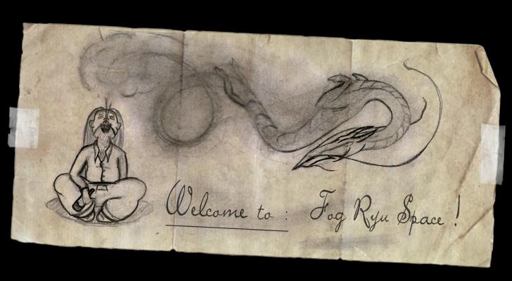 Fog Ryû - Le dragon brumeu
