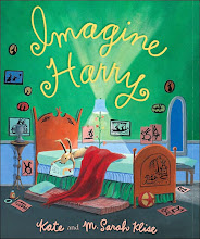 Sarah Klise's Imagine Harry