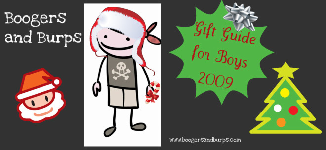 Boogers and Burps Gift Guide