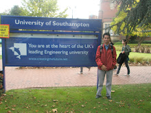 Southampton University 2007