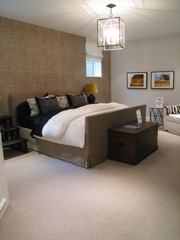Basement Guest Bedroombed, bedding, seating and accessories by Ikea  title=