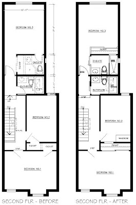 Bruinier.com - House Plans :: Duplex Plans :: Row Home Plans