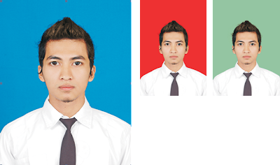 Mengganti warna background dengan Photoshop