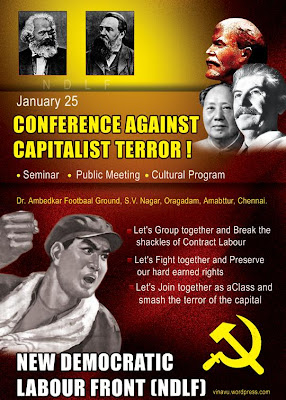 Conference against capitalist terror - Vinavu English Blog