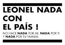 LEONEL NADA CON EL PAIS