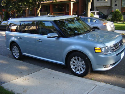 Thanks To Ford Canada And Social Media Group I Was Asked If I Wanted To Take A Ford Flex For A Spin Its Fords Answer To The Minivan Since They Stopped