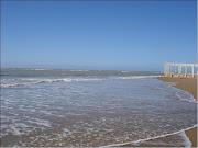 . arenile di Punta Secca che va dallo chalet Enzo a Mare alle Anticaglie . (chalet)