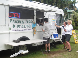 Hanalei Taro & Juice Company (photo by Janet D.)